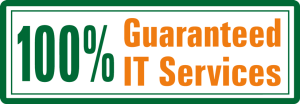 100% Guaranteed IT Services