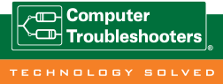 Logo - Computer Troubleshooters. Technology Solved